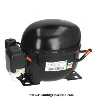 Les moteurs, Compresseurs, Réfrigérateur Embraco Aspera NEK 6181 GK