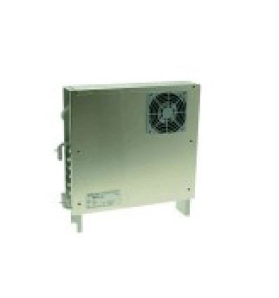 VENTILATED EVAPORATOR FOR THE REFRIGERATED SECTION