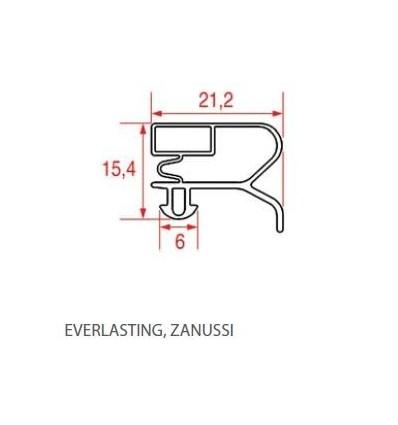 Les joints pour réfrigérateurs EVERLASTING ZANUSSI