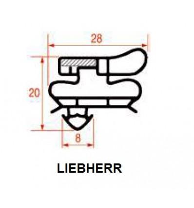 Gaskets for Refrigerators LIEBHERR