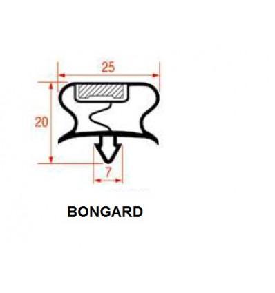 Les joints pour Réfrigérateurs BONGARD