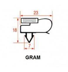 Guarnizioni per Frigoriferi GRAM