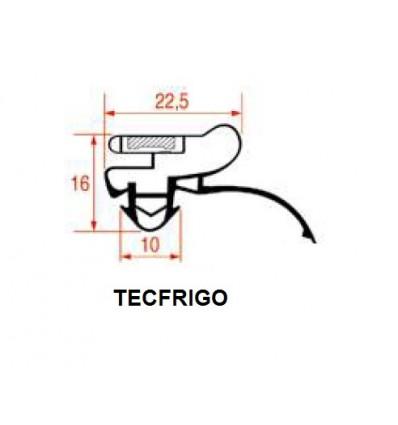 Dichtungen für Kühlschränke TECFRIGO