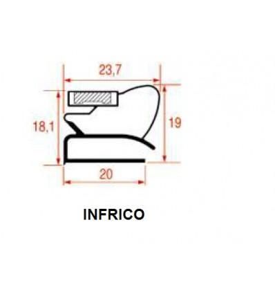 Joints pour Réfrigérateurs, INFRICO