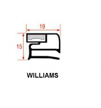 Dichtungen für Kühlschränke WILLIAMS
