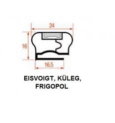 Guarnizioni per Frigoriferi EISVOIGT, KÜLEG, FRIGOPOL