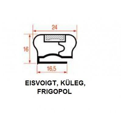 Gaskets for Refrigerators EISVOIGT, KÜLEG, FRIGOPOL