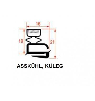 Gaskets for Refrigerators ASSKÜHL, KÜLEG