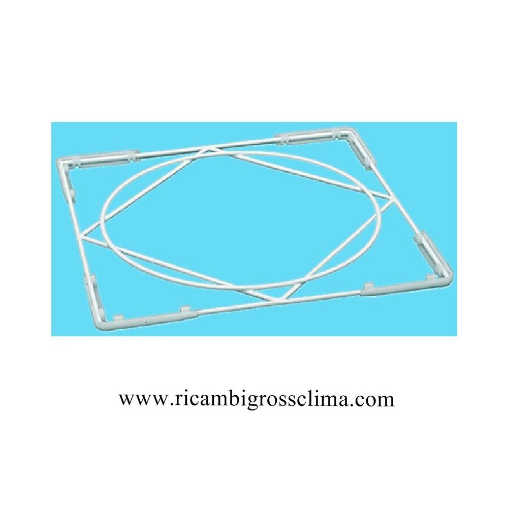 Insert For Round Basket For Dishwasher Kromo 400x400 Mm