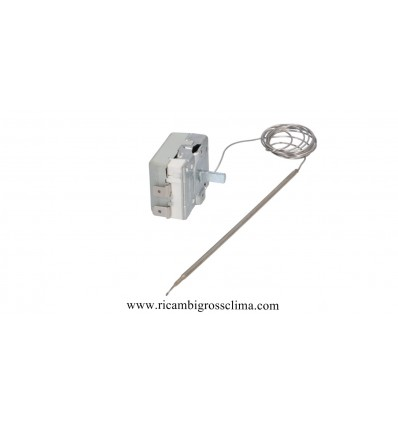 THERMOSTAT SINGLE PHASE THERMOSTAT 30-110° OVEN LAINOX ANSWERS YOUR