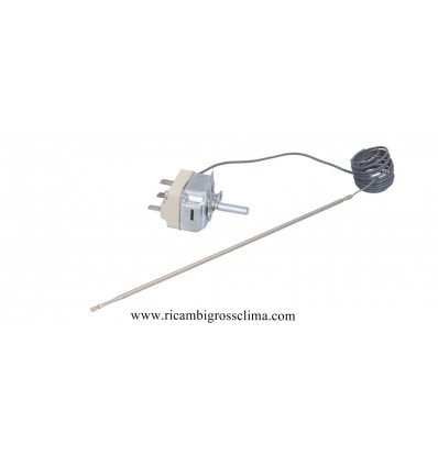 THERMOSTAT SINGLE PHASE THERMOSTAT 60-200° PIZZA-GROUP MORETTI CUPPONE