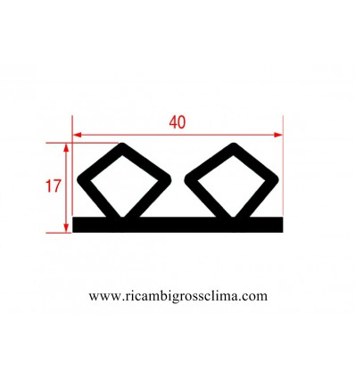 Gaskets for refrigerators and REFRIGERATOR-BOX
