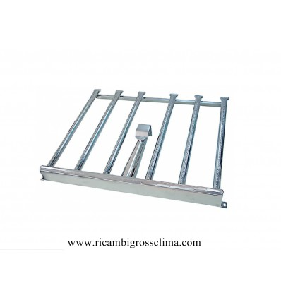 Compra Online Bruciatore a barra per Brasiera ZANUSSI 550x670 mm -