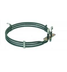 RESISTENZA FORNO ROLLER GRILL a convezione elettrico FC60, FC60G, FC60TQ 3000W