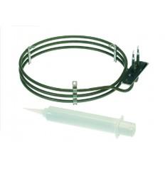 RESISTENZA FORNO UNOX a convezione elettrico XF103/XF135 2900W