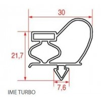 Gaskets for refrigerators IME TURBO
