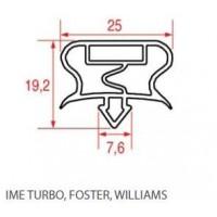 Guarnizioni per frigoriferi HMI THIROIDE LTH BONNET FOSTER