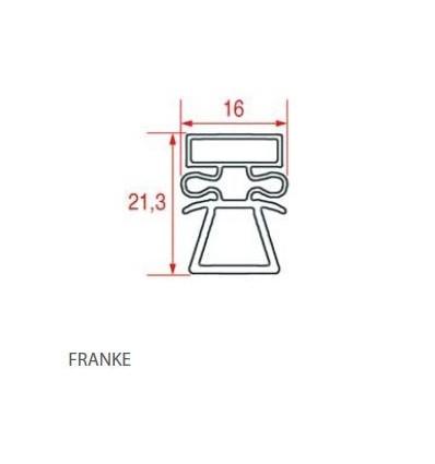 Guarnizioni per frigoriferi FRANKE