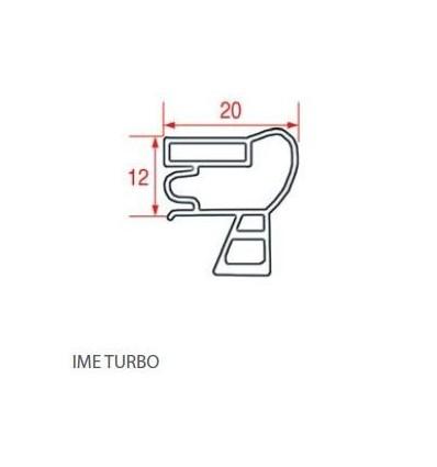Уплотнения для холодильников IME TURBO
