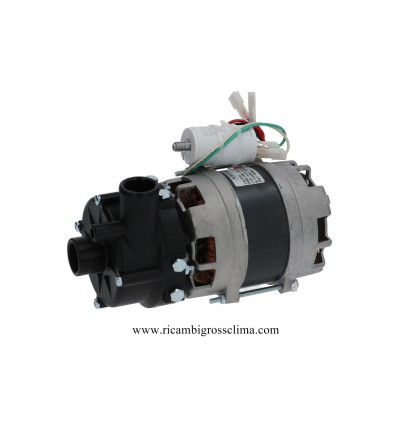 ELECTRIC PUMP AP SL25555 DX - SPARE PARTS DISHWASHER SILANOS WHIRLPOOL