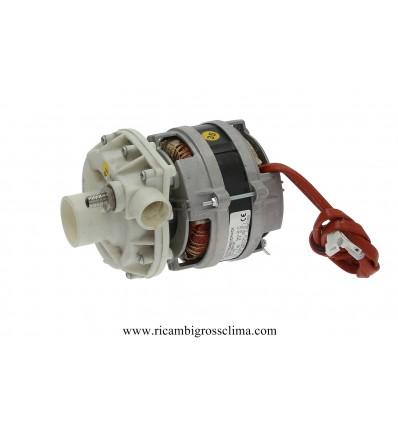 BOMBA eléctrica de ABETO 2253SX para Lavavajillas HOONVED, ROSINOX, FIR ELETTROMECCANICA