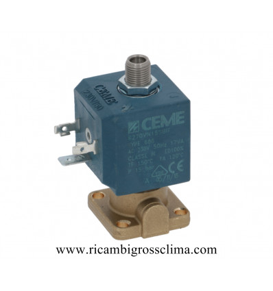 6270VN1,5SBIF CEME электромагнитный Клапан CEME 3-х Полосная