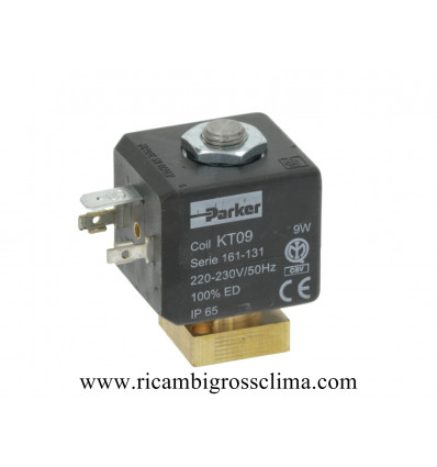 60000105 EXPOBAR ПАРКЕР электромагнитный Клапан 2-Полосная