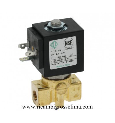 L053.02 МАРТА электромагнитный Клапан ODE 2 Вариантами