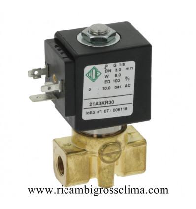 "21A3KR30-110 электромагнитный Клапан ODE ODE 2 Вариантами ø 1/8"""