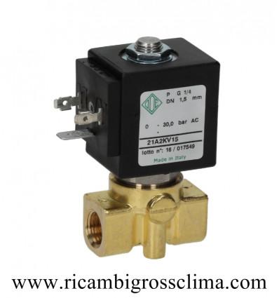 "DM1197/220/5060 GAGGIA электромагнитный Клапан ODE 2 Вариантами ø 1/4"""