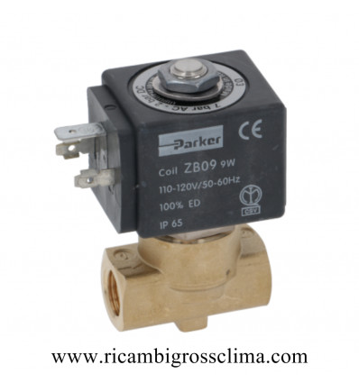 0611/060213 ITALCREM ПАРКЕР электромагнитный Клапан 2-Полосная