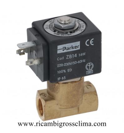 ELETELE2A2245 VIBIEMME ПАРКЕР электромагнитный Клапан 2-Полосная
