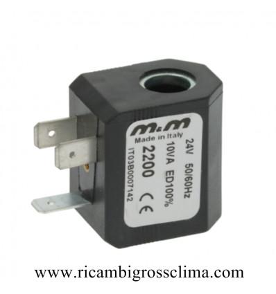 2200 M&M Катушка Электромагнитный Клапан