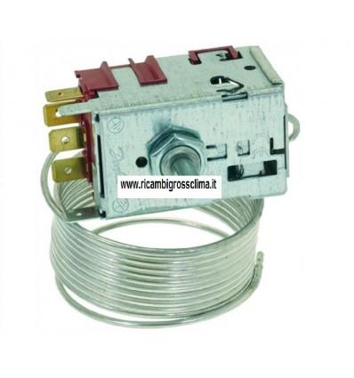 Thermostat Danfoss Kit N 1 077b 7001 3contatti Capillary 1300mm