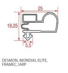 Guarnizioni per frigoriferi i DESMON-MONDIAL ELITE-FRAMEC-IARP