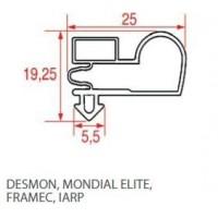 Guarnizioni Per Frigoriferi Desmon-Mondial Elite-Framec-Iarp