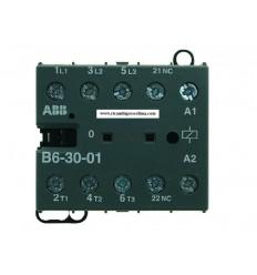 CONTATTORE ABB B6-30-01