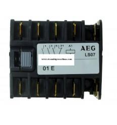 CONTATTORE AEG LS07 7A 230V 3Kw