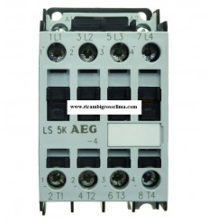 CONTATTORE AEG LS7K 18A 230V 7,5Kw