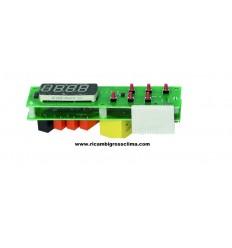 TERMOSTATO CONTROLLORE ELETTRONICO DISPLAY EVCO EVC20S35N7ALX40