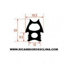 GUARNIZIONE PORTA FORNO ANGELO PO 485x485 mm