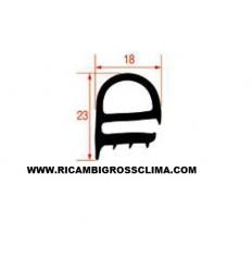 GUARNIZIONE PORTA FORNO ROSINOX 485x470 mm