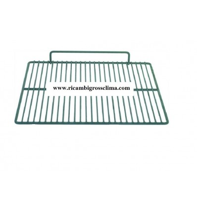 PLASTIC COATED GRID 555X510 MM FOR REFRIGERATED CUPBOARD