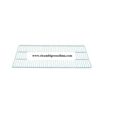 PLASTIC COATED GRID 642X450 MM FOR REFRIGERATED CUPBOARD
