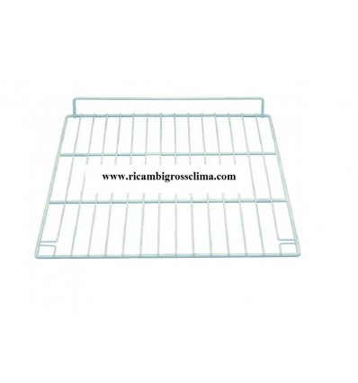 PLASTIC COATED GRID 650X532 MM FOR REFRIGERATED CUPBOARD