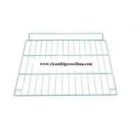 Griglia Plastificata 650X532 Mm Per Armadio Refrigerato Iarp
