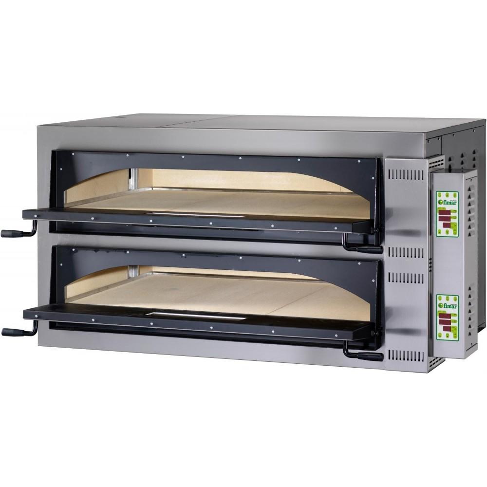 Pietra refrattaria 720x360x20 mm per forno pizza fimar - Pietra refrattaria da forno ...