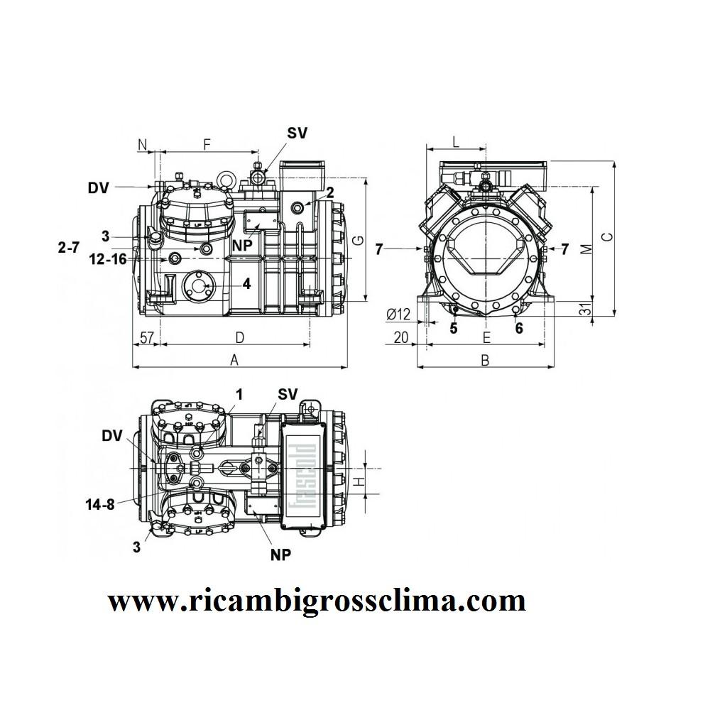 Semi Hermetic Compressor Wiring Diagram Just Another Tecumseh Simple Site Rh 3 7 1 Ohnevergnuegen De