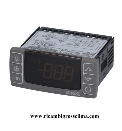 CONTROLLORE DIXELL XR40CX-0N0C1