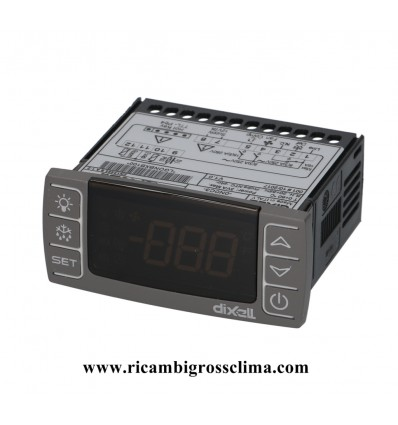 CONTROLLER DIXELL XR60CX-0N0C3